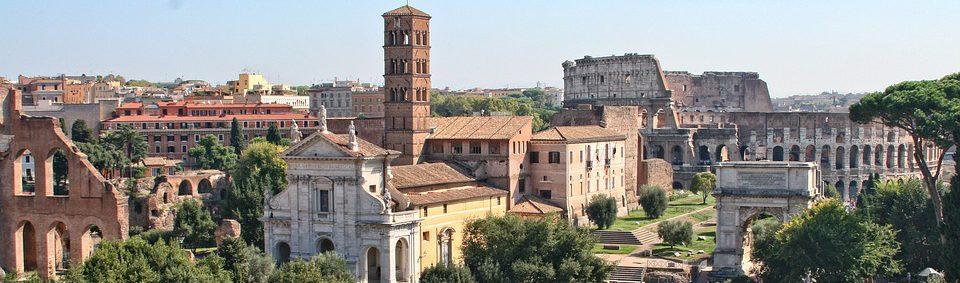 italy-foro-romano