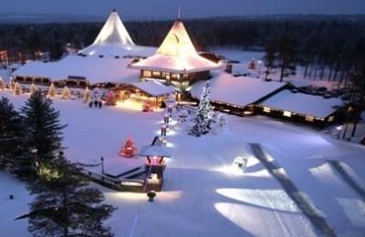 Lapponia – Il villaggio di Babbo Natale