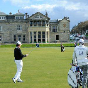 Scozia Open Golf 2016