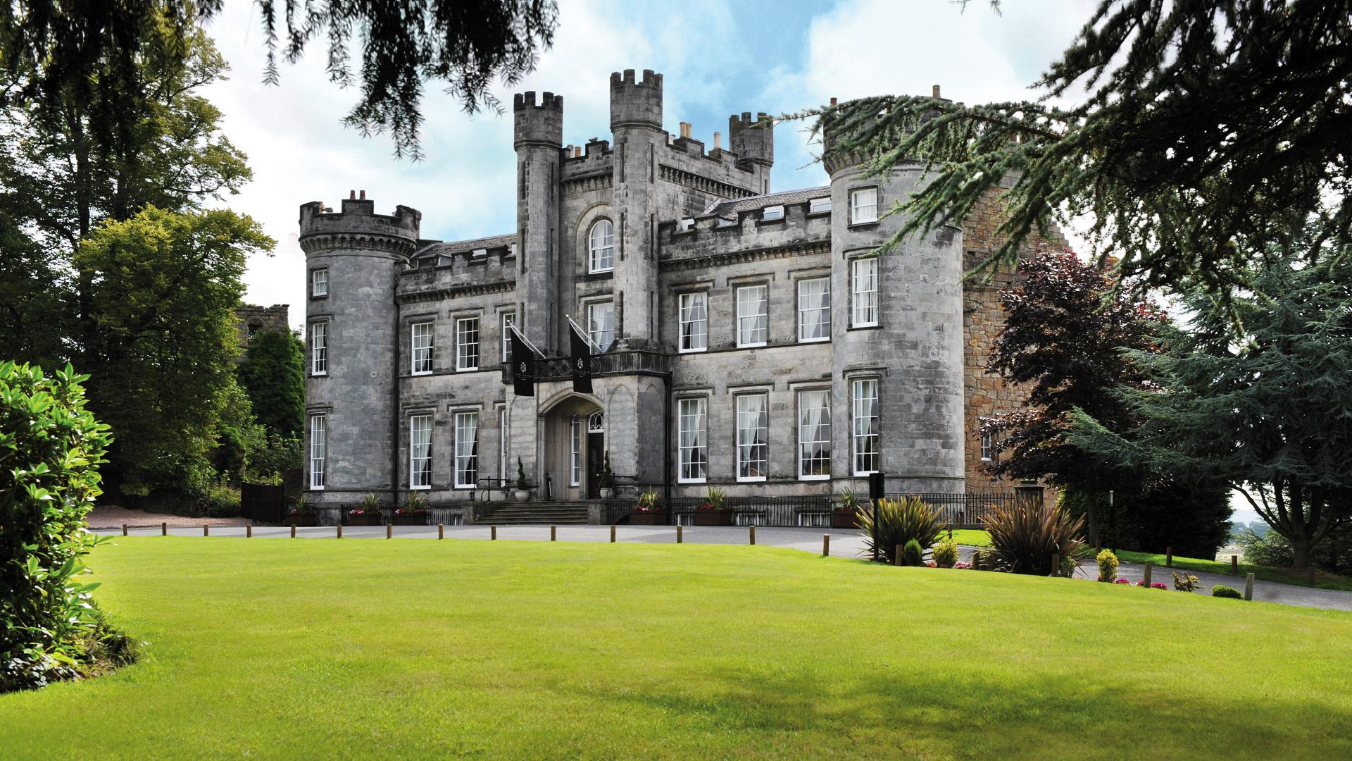 airth-castle-scotland