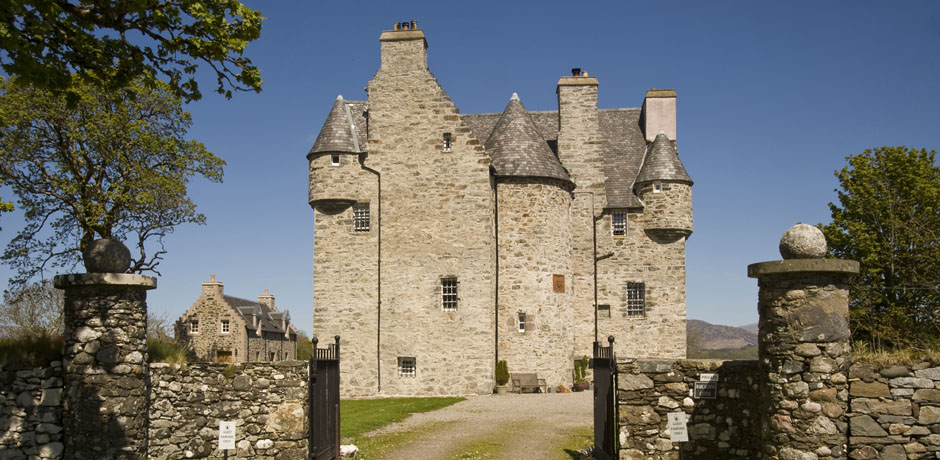 barcaldine-castle