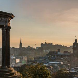 Edinburgh Easy City Break