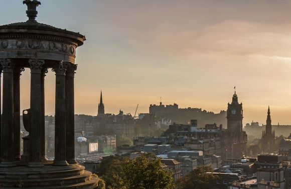 Edinburgh Easy City Break