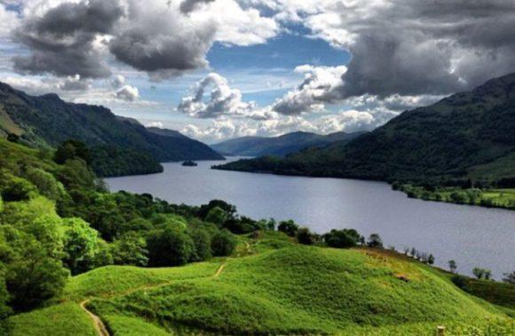 I Trossachs – Le Highlands in miniatura