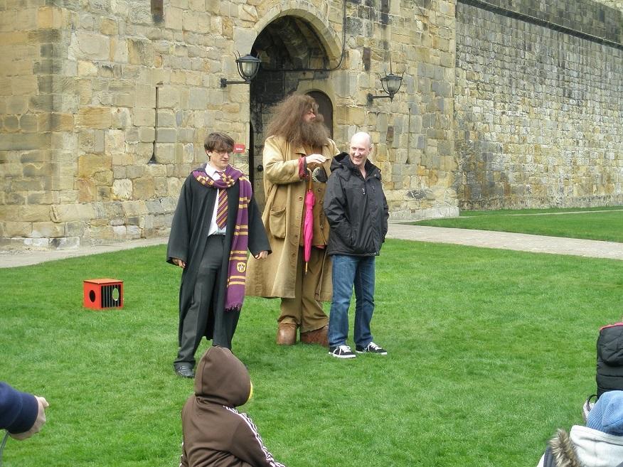 Harry Potter ed i Castelli Inglesi
