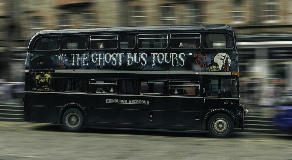 Tour dei fantasmi Edimburgo – Guida in italiano