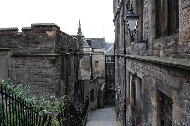 Tour dei Fantasmi – Edimburgo