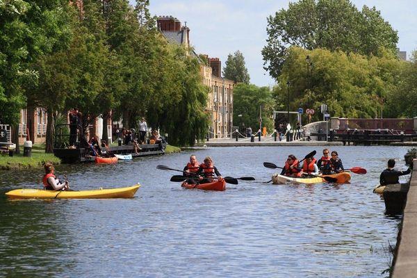 kayak-dublino