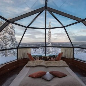 Rovaniemi - A caccia dell'Aurora Boreale