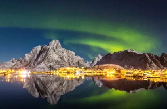 Capodanno alle Isole Lofoten