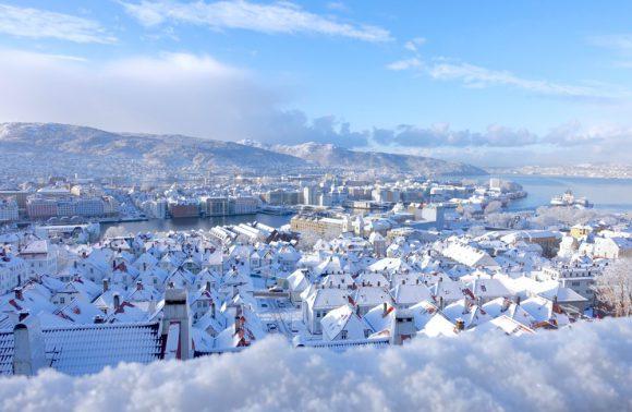 Norvegia e  il fascino dell'inverno!