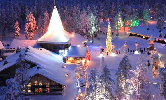 Rovaniemi - Il Regno di Babbo Natale