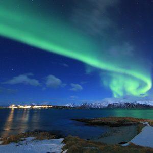 Tromso, il regno delle aurore boreali