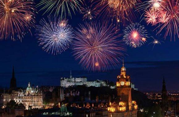 Capodanno a Edimburgo