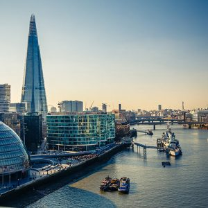 "Londra panoramica – Speciale ""The Shard"""