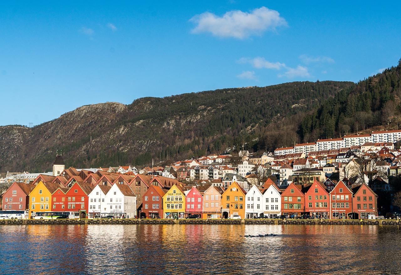 bergen-norvegia