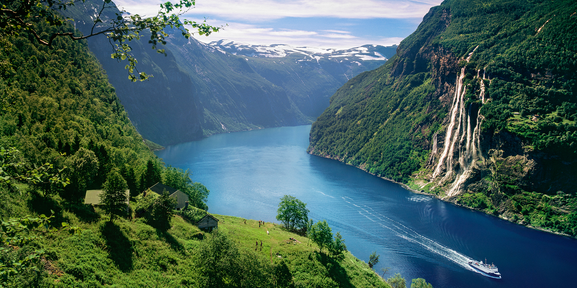 La terra dei fiordi