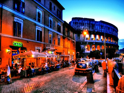 LGBT Roma Tour (Esclusivo)