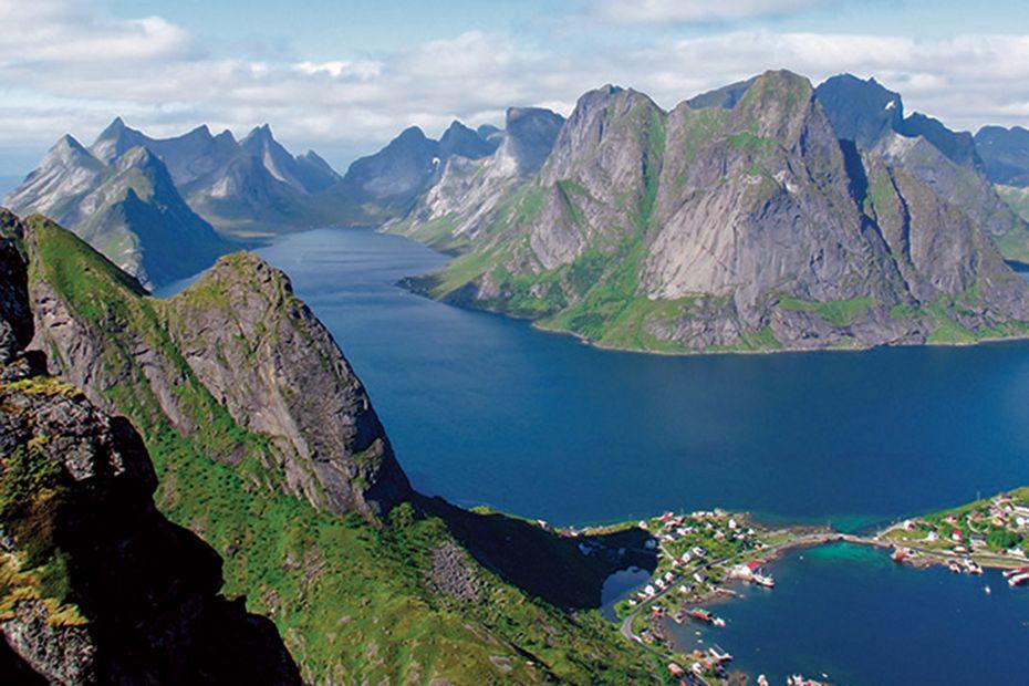 Norvegia, un sogno tra i fiordi