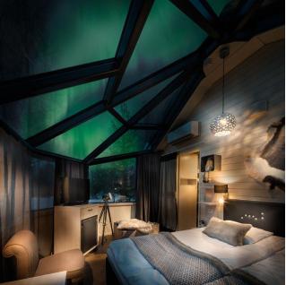 Aurora Boreale & Glass Igloo