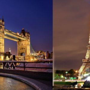 Londra e Parigi - Doppio City Break