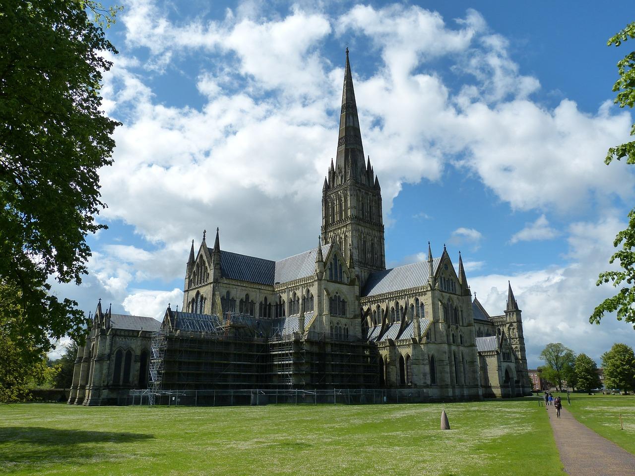 salisbury-cattedrale