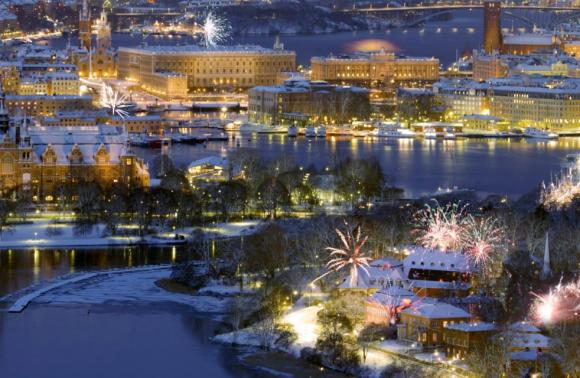 Capodanno nei Baltici