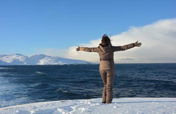 Luci Artiche ed il Mare di Barents