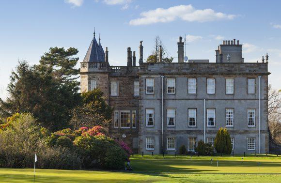 Scozia, il fascino del Dalmahoy Country House