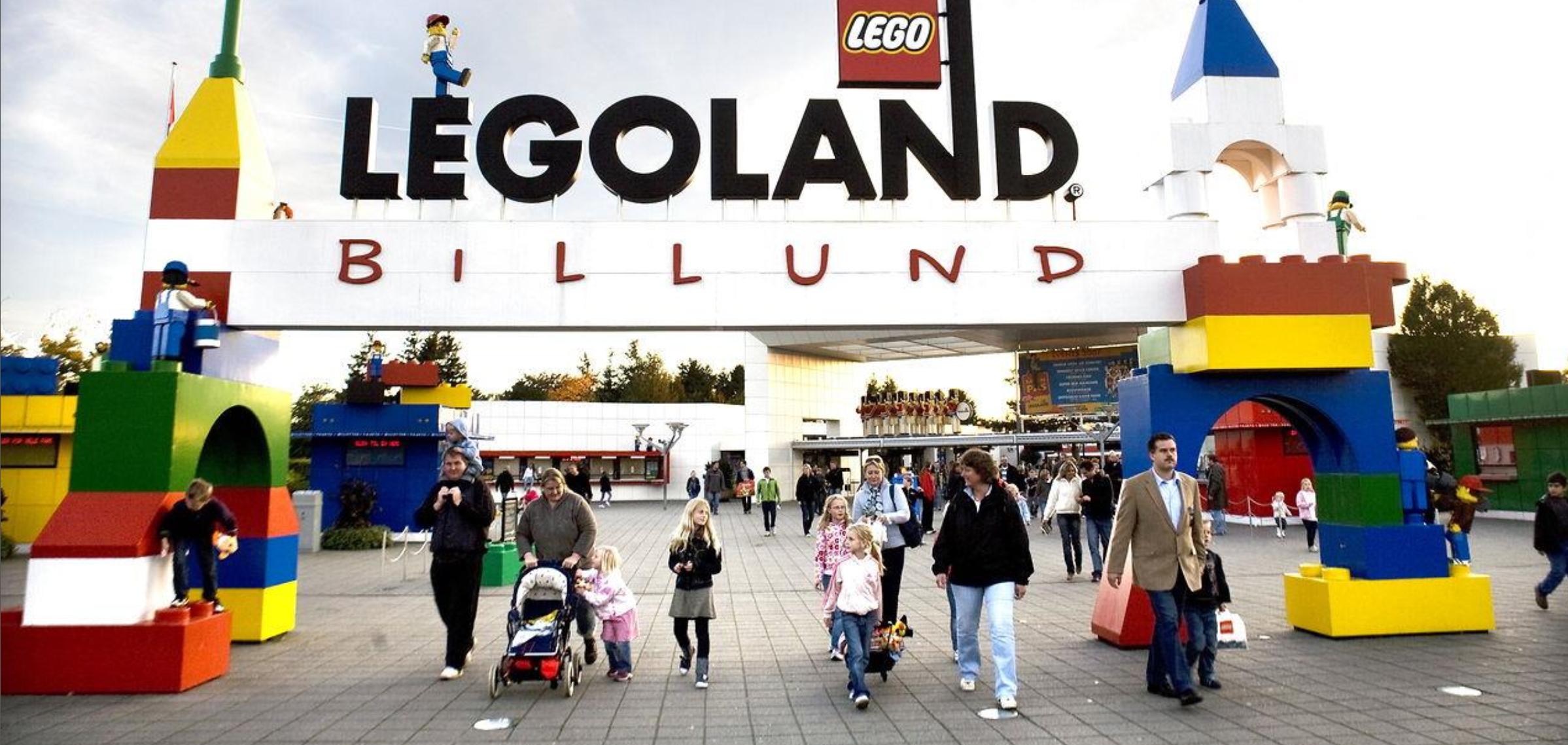 Legoland Danimarca